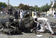 کوئٹہ:خود کش حملے کے نتیجے میں 11افراد جاں بحق، 12زخمی