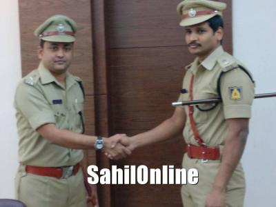 Mangalore: Superintendent of police transferred