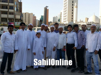 Bhatkali and neighboring Citizens celebrate Eid Ul Fitr in Kuwait