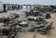 149 killed, 117 injured as oil tanker explodes in Pakistan