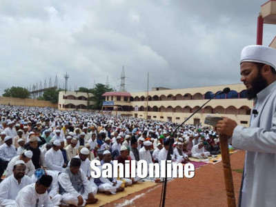 Hubballi: Eid Celebrated with Religious Gaiety and Devotion