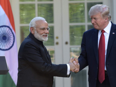 Eliminating terrorism among top-most priorities, says PM Modi after meet with US President Trump