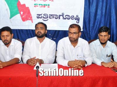منگلورو میں کلڈکا پربھاکر بھٹ اور شرن پمپ ویل کو گرفتار کرنے کا مطالبہ : نہ کرنے کی صورت میں کلڈکا چلو احتجاج کی دھمکی