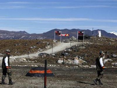 چین نے ہندوستانی جوانوں پر سکم کے علاقے میں سرحد پار کرنے کا الزام لگایا