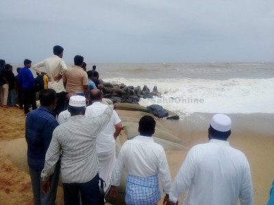 Two youths drown in Ullal; one body found