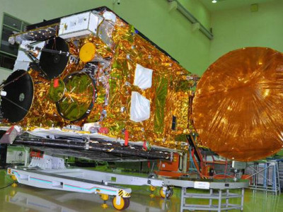 ISRO's new communication satellite GSAT-17 launched from French Guiana