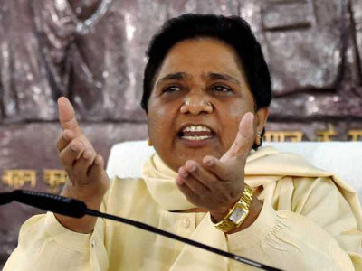 'SP-BSP alliance can defeat BJP on its own, don't need you': Mayawati to Congress