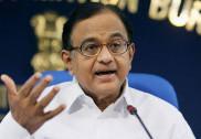 Economy not in very competent hands: Chidambaram
