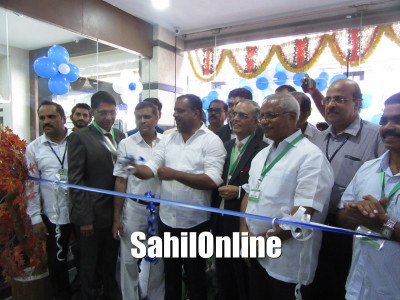 Minister for Food and Public Distribution U T Khader inaugurates 'Delta Eye Care Hospital' in Mangaluru