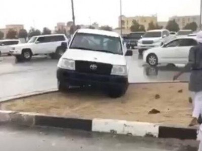 Man arrested for pulling dangerous stunts in Abu Dhabi
