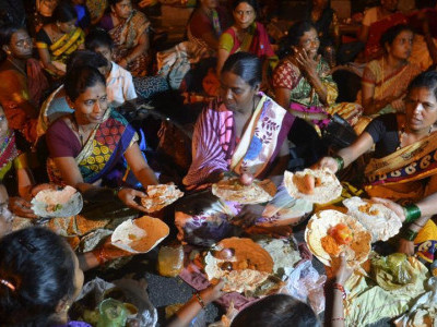 Anganwadi workers' protest echoes in Lok Sabha