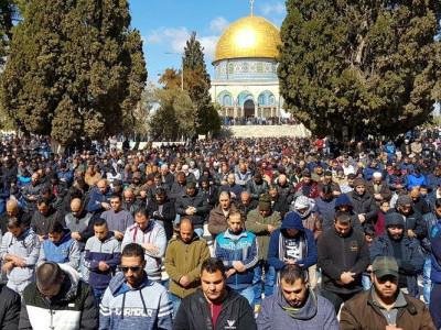 بیت المقدس میں مقدسات کی حفاظت،اردن کا ملازمین کی تعداد بڑھانے کااعلان