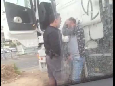 اسرائیلی فوجی کے ادھیڑ عمر فلسطینی پر وحشیانہ تشدد کی ویڈیو جاری