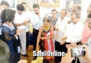 ಕಾರವಾರ: ಠಾಗೋರ ಚಿತ್ರಕಲಾ ಮಹಾವಿದ್ಯಾಲಯದಲ್ಲಿ ಚಿತ್ರಕಲಾ ಪ್ರದರ್ಶನ