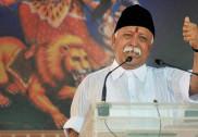 آرایس ایس کے چیف موہن بھاگوت کو صدر جمہوریہ بنانے شیوسینا کا مطالبہ ؛ ملک میں ہندوتوا کی نئی لہر!!