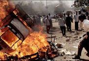 گجرات فسادات:جمیعۃ علمائے ہندکا متاثرہ علاقوں کادورہ؛ سومکانات نذرآتش ؛کسانوں کوتباہ کیاگیا