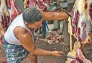 اُترپردیش کے بعد اب دیگربی جے پی زیراقتدار ریاستوں میں بھی گوشت کی دکانوں پر چھاپے؛ سنبھل میں پولس پر پتھرائو