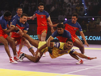 Pro Kabaddi League season 5 to have 12 teams, 130 matches