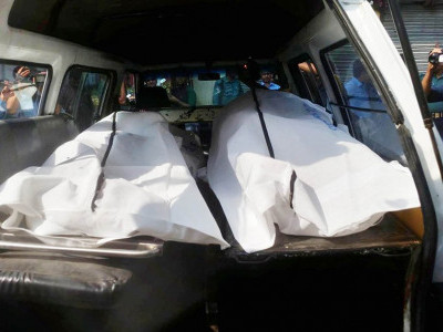 Bangladesh police find eight bodies in militant den