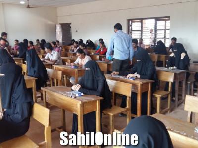 کرناٹک میں جمعہ سے شروع ہوں گے ایس ایس ایل سی امتحانات؛  ریاست بھر سے8.54لاکھ طلبا لیں گے حصہ