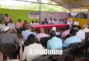 بھٹکل میں اگلے 2 ماہ میں 110کے وی بجلی مرکز کا مسئلہ حل ہوجائے گا :ہیسکام گاہکوں کی میٹنگ میں رکن اسمبلی کی یقین دھانی