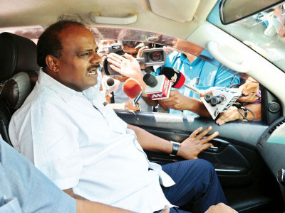 'Befitting reply' won't bring back lost lives: Kumaraswamy after Pulwama attack