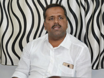 Anurag Tewari didn't bring any scam to my notice, says minister Khader