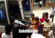 بھٹکل:بجلی تار چھوجانے سے مزدورلڑکا شدید زخمی :منگلورو روانہ