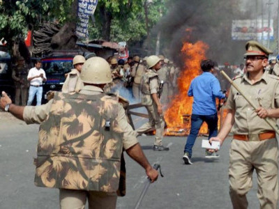 یوگی کے سہارنپور میں تشدد جاری، بھاری تبادلے لیکن انتظامیہ کے مطابق حالات قابو میں