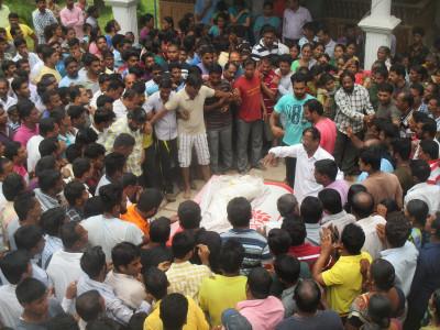 Karate ustad Vasu dev dies in Bangalore hospital. Last rites held at Bhatkal