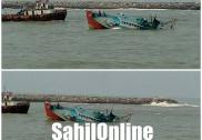 Mangaluru: Boat capsized; around ten fishermen saved