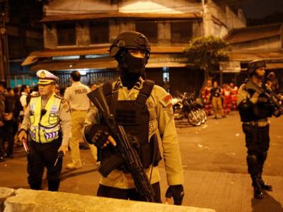 جکارتہ میں دھماکے، صدر کا عوامی پیغام