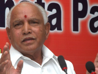 کرناٹک اسمبلی الیکشن: یدی یورپابی جے پی کے وزیراعلیٰ کے عہدے کے امیدوار