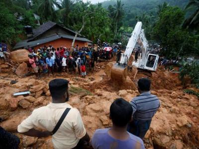 Sri Lanka: 92 killed, 110 missing in rainfall-triggered floods and landslides