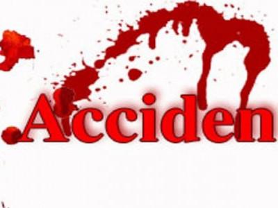 پڈوبدری میں  بائک سے گرنے والی نوجوان لڑکی کو ٹرک نے کچل دیا!