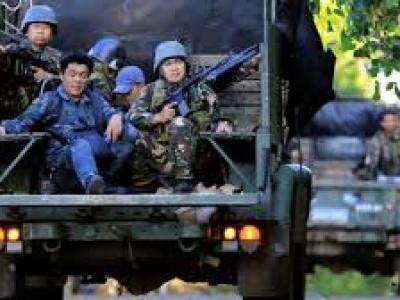 جنوبی فلپائنی شہر مراوی میں فوج اور عسکریت پسندوں میں شدید جھڑپیں جاری