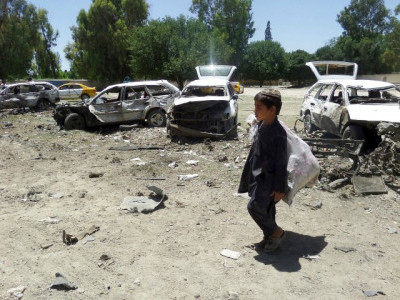 افغانستان: خودکش کار بم حملے میں 18 افراد ہلاک