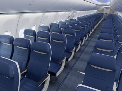 نئے مسافر طیاروں میں نشستوں کا درمیانی فاصلہ دو انچ کم ہوگا