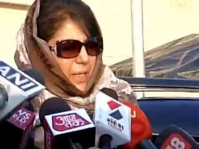 PDP to contest all six LS seats in J-K: Mehbooba