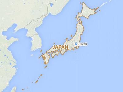 Strong quake hits southern Japan, no tsunami risk