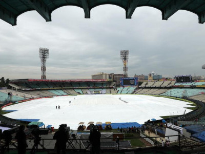 Rain delays start of India-Sri Lanka first Test
