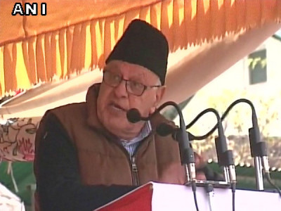 How long will innocent shed blood over PoK ? : Farooq Abdullah