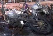 Violence breaks out in Belgaum