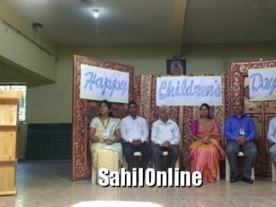 ಬೀನಾ ವೈದ್ಯ ಶಿಕ್ಷಣ ಸಂಸ್ಥೆಯಲ್ಲಿ ಮಕ್ಕಳ ದಿನಾಚರಣೆ