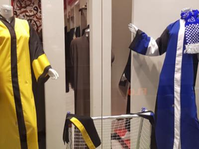 سعودیہ: خواتین کے لیے اسپورٹس کلبوں کے رنگا رنگ عبایا تیار