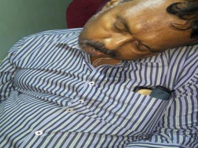 بنگلورو سے منگلورو سفر کے دوران بس کے اندر صحافی کی موت