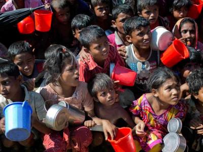 میانمار میں روہنگیا مسلمانوں پر انسانیت سوز مظالم کے بہ کثرت شواہد