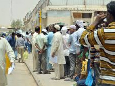 سعودیہ میں مقیم غیر قانونی تارکین وطن میں سب سے زیادہ تعداد پاکستانیوں کی نکلی