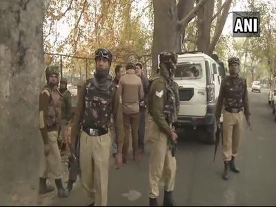 جموں و کشمیر میں دہشت گردوں نے ڈپٹی انسپکٹر کو کیاقتل