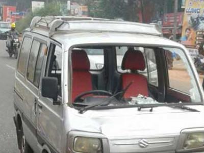 الال: کار کی ٹکر سے نوجوان خاتون ہلاک